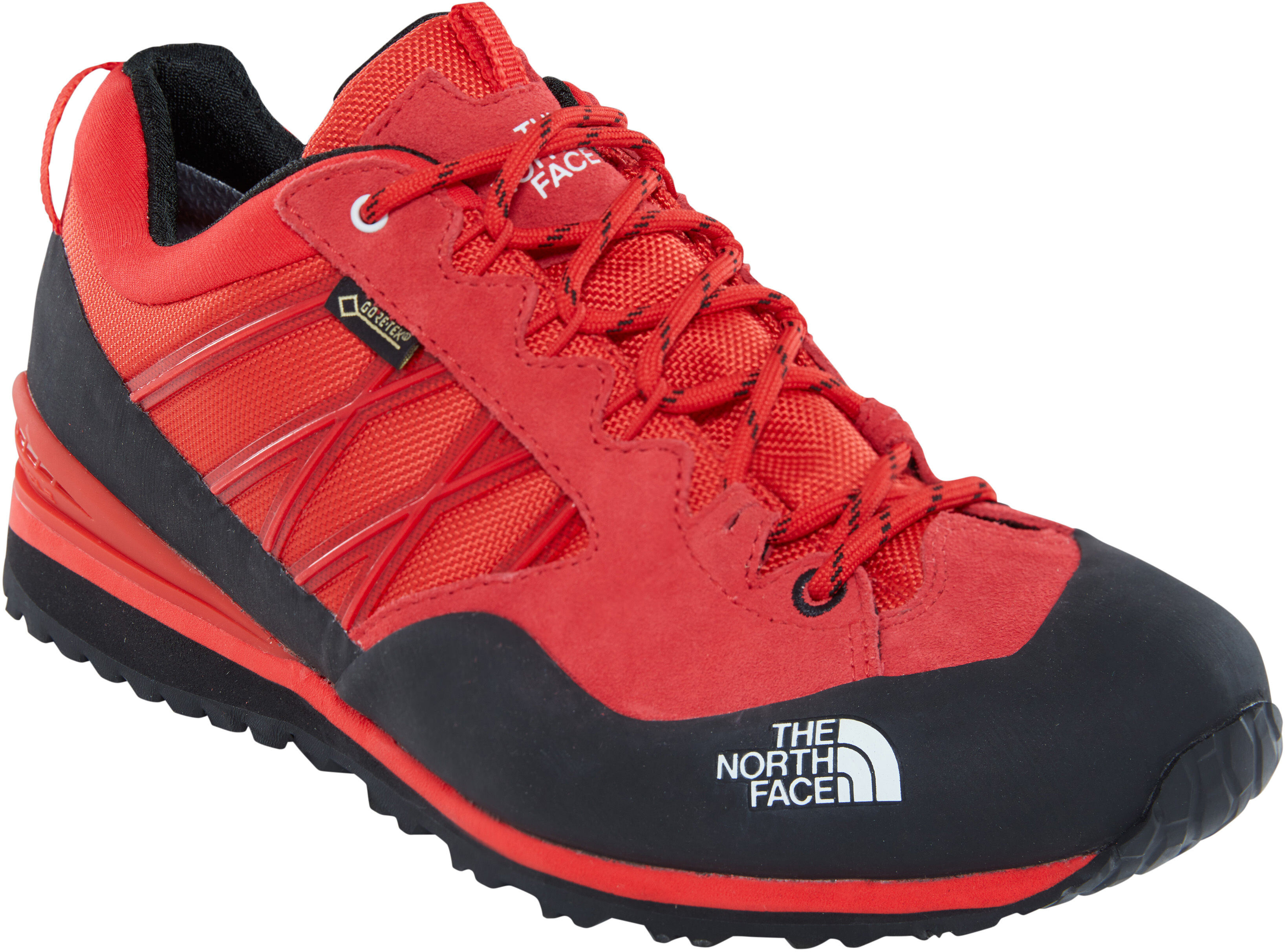 The North Face Verto Plasma II GTX - Chaussures Homme - rouge noir ... e0dd402afbae